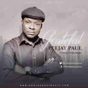 Peejay Paul - Grateful